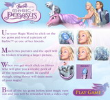 Скриншот 1: Barbie Magic of Pegasus